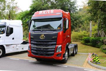 东风柳汽 乘龙H7重卡 2019款 600马力 6X4牵引车(国六)(LZ4252H7DC1)