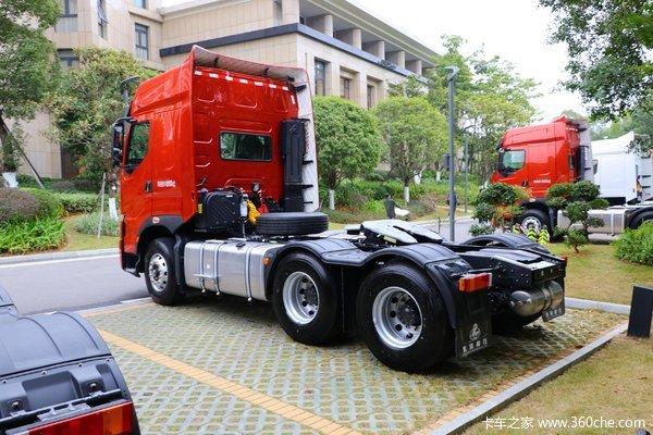 东风柳汽乘龙H7牵引车优惠促销活动中