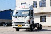 江淮 骏铃V8 170马力 4.18米单排仓栅式轻卡(HFC5100CCYP91K1C2V)