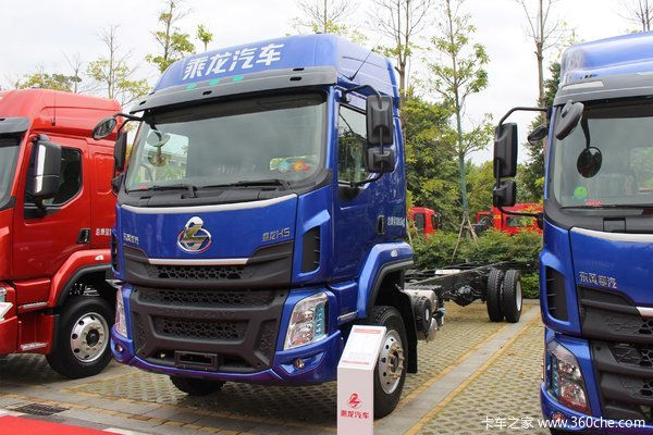 降价促销东莞乘龙H5载货车仅售14.20万