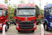 东风柳汽 乘龙H5中卡 230马力 4X2 6.8米厢式载货车(国六)(LZ5180XXYH5AC1)