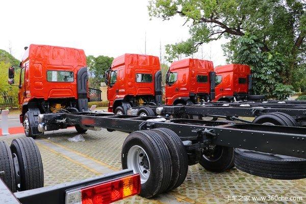 优惠0.3万广州玉柴乘龙H5载货车促销中