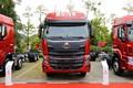 东风柳汽 乘龙H7重卡 2019款 420马力 8X4 9.5米载货车(LZ1320H7FB)