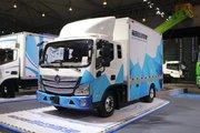 福田 歐馬可智藍 自動擋 3.8米排半純電動廂式輕卡109.7kWh