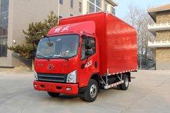 解放 虎VN 120马力 4.16米单排 厢式轻卡(国六)(CA5040XXYP40K61L2E6A84) 卡车图片