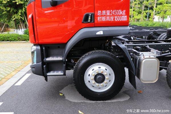 优惠0.8万柳汽新乘龙M3自卸车促销中