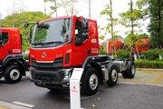 东风柳汽 新乘龙M3 220马力 6X2 4.8米自卸车(LZ3251M3CB1)