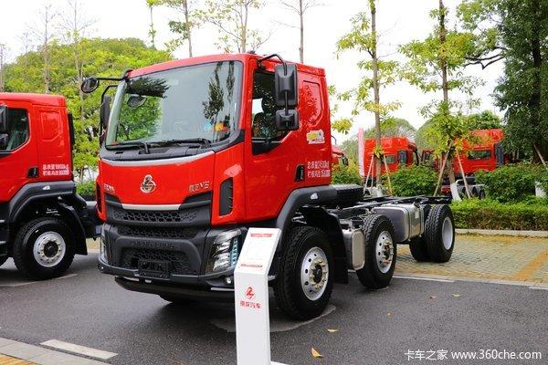 优惠0.5万广州新乘龙M3自卸车促销中