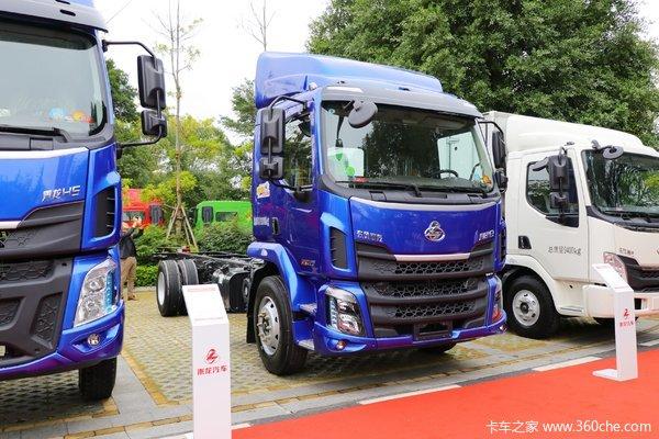 新乘龙M3载货车东莞市火热促销中 让利高达1.48万