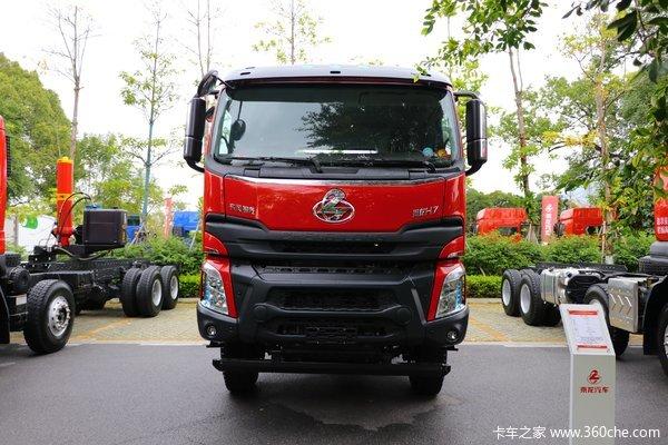 优惠2万海南柳汽乘龙H7自卸车促销中