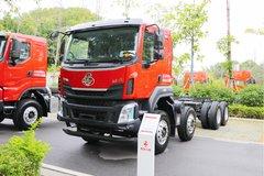 东风柳汽 乘龙H5 350马力 8X4 6.8米自卸车(国六)(LZ3310H5FC1)