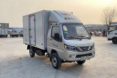 唐骏欧铃 赛菱F3-1 1.5L 112马力 汽油 3.08米单排厢式微卡(国六)(ZB5023XXYADC3L)图片