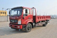 唐骏欧铃 T7系列 156马力 5.33米排半栏板载货车(ZB1141UPF5V) 卡车图片