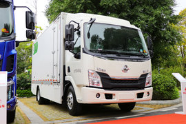 東風柳汽 乘龍L3 4X2 單排氫燃料電動廂式載貨車