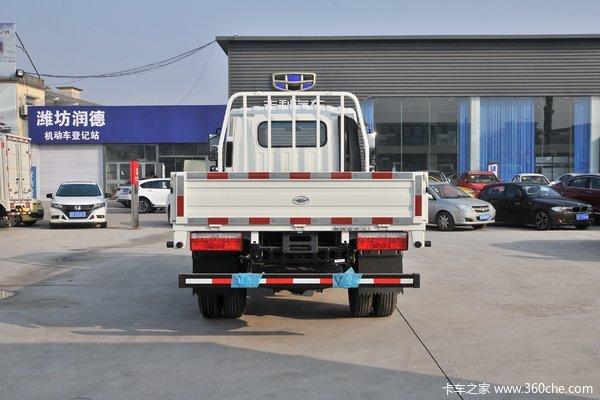 优惠0.3万唐骏T1载货车4.2米促销中