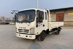 唐骏欧铃 T3系列 110马力 3.88米排半栏板轻卡(ZB1042JPD6V) 卡车图片