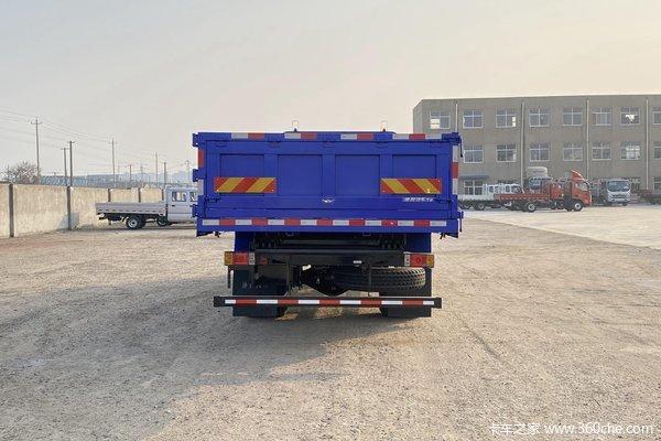 优惠1万沈阳新世纪唐骏T6自卸车促销