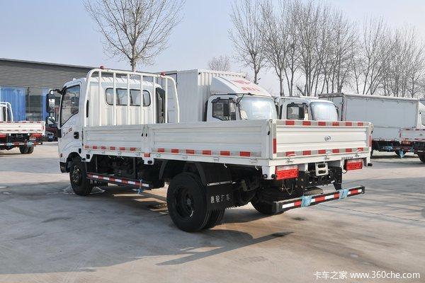 唐骏T3潍柴动力渭南批量到货欢迎垂询
