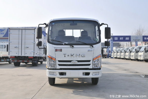回馈客户唐骏T1载货车3.37米仅售6.58万