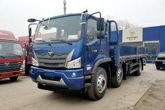 福田 瑞沃ES3 220马力 6X2 6.8米排半栏板载货车(国六)(BJ1244VNPFB-01)