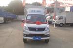 福田 祥菱V2 舒适型 1.6L 122马力 汽油 3.3米单排仓栅式微卡(BJ5030CCY5JV7-51)图片