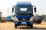 现代商用车 泓图200 88马力 4X2 3.65米单排厢式轻卡(CHM5041XXYEDF28V)图片