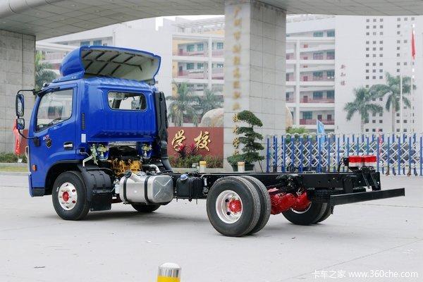优惠0.6万全新款多利卡D6载货车促销中