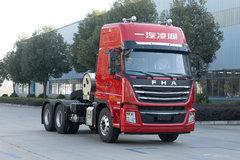 一汽凌河 F200重卡 460马力 6X4 LNG牵引车(CAL4251Q4F4E6) 卡车图片