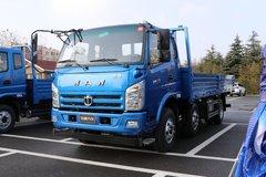 飞碟奥驰 V3系列 165马力 5.76米排半栏板载货车(FV39KT01DT) 卡车图片