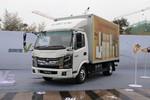 飞碟奥驰 V3系列 130马力 4.15米单排厢式轻卡(国六)(星瑞)(FD5042XXYW63K6-1)图片