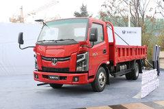 飞碟奥驰 X2系列 150马力 4X2 4.13米自卸车(国六)(FD3046W17K6-3)