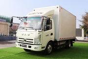 飞碟奥驰 A2系列 4.5T 4.15米单排纯电动厢式轻卡96.77kWh