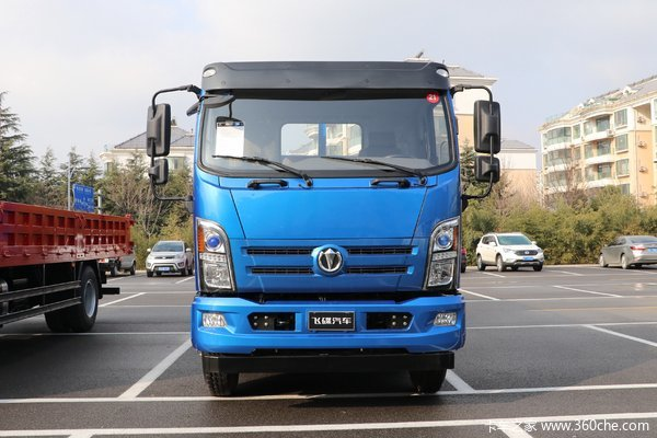 降价促销奥驰X系自卸车仅售8.88万元