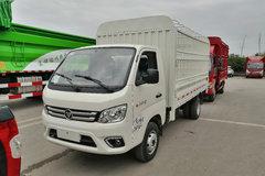 福田时代 小卡之星1 88马力 3.3米单排仓栅式微卡(BJ5030CCY-DA) 卡车图片