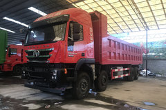 上汽红岩 杰狮C500重卡 520马力 8X4 8.6米自卸车(CQ3316HYVG486L)图片