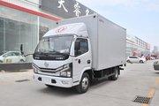 东风 多利卡D6-M 快递版 115马力 4.17米单排厢式轻卡(EQ5041XXY7BDFAC)