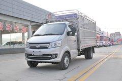 长安跨越王X5 舒适版 1.5L 112马力 3.6米单排仓栅式小卡(国六)(SC5031CCYFRD65) 卡车图片
