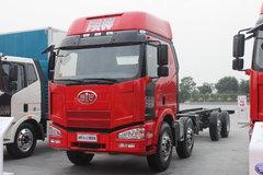 解放 J6M重卡 260马力 8X2 栏板载货车(CA1310P63K1L6T10A3E) 卡车图片