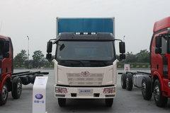 一汽解放 J6L中卡 140马力 4X2 6.8米厢式载货车(CA5160XXYP62K1L3E4) 卡车图片