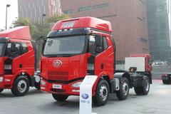 一汽解放 J6M重卡 2013款 320马力 6X2牵引车(CA4250P63K2T3EX) 卡车图片