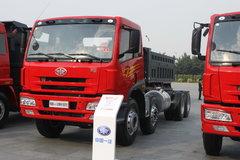 解放 悍威(J5M)重卡 260马力 8X4 6.7米自卸车(CA3313P7K1T4A1E) 卡车图片