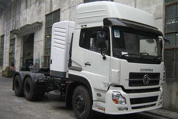 东风商用车 天龙重卡 340马力 6X4 LNG牵引车(DFL4251A12)