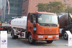 解放 J6L 220马力 4X2 洒水车(CA5160GSSP62K1L2E4A) 卡车图片