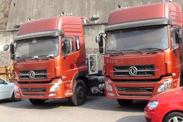东风商用车 天龙 380马力 6X4 LNG牵引车(DFL4251A12)