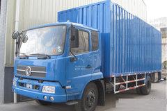 东风商用车 天锦中卡 140马力 4X2 5米厢式载货车(DFL5080XXYB6) 卡车图片