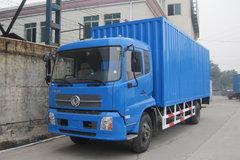 东风商用车 天锦中卡 140马力 4X2 6.1米厢式载货车(DFH5100XXYB)图片