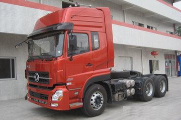 东风商用车 天龙重卡 375马力 6X4 牵引车(DFL4251A8)