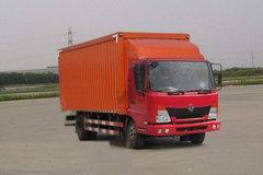 东风商用车 嘉运 130马力 4.1米单排厢式轻卡 卡车图片