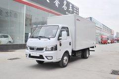 东风途逸 T5 95马力 3.7米单排厢式小卡(国六)(EQ5040XXY16DCAC) 卡车图片