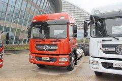 东风 多利卡D12中卡 220马力 4X2 9.75米LNG厢式载货车(国六)(EQ5180XXYL9NDKAC)图片